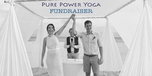 Pure Power Yoga is Stronger Than Cancer - Fundraiser