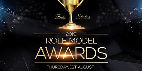 ROLE MODEL AWARDS 2019  tickets