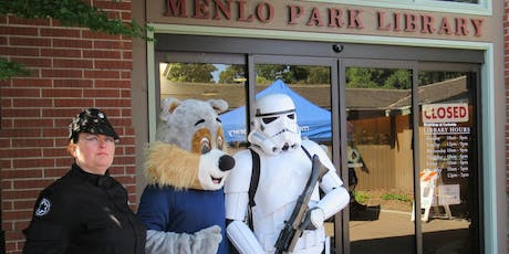 Menlo Park Library Comic Con® tickets