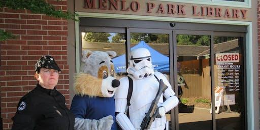 Menlo Park Library Comic Con®