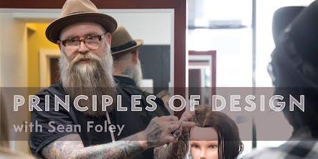 Principles of Design with Sean Foley tickets