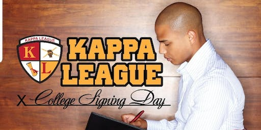 BK Kappa League Signing Day & Awards Luncheon