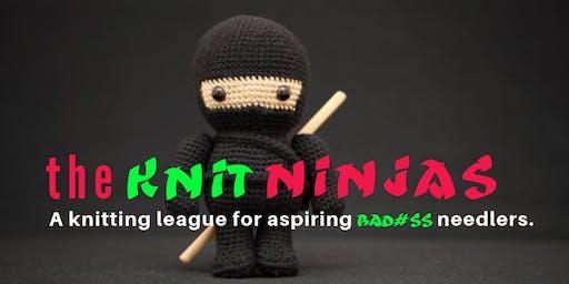 The Knit Ninjas Summer Knit n' Lits