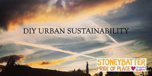 DIY Urban Sustainability