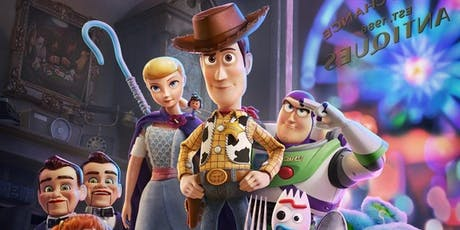 Toy Story 4 Movie Night! tickets