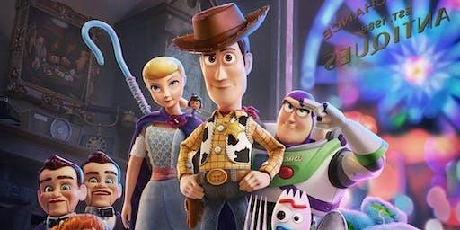 Toy Story 4 Movie Night!