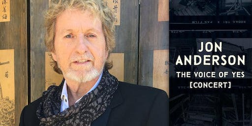 Jon Anderson (The Voice of Yes) [Concert Only]