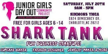 JUNIOR GIRLS SHARK TANK tickets