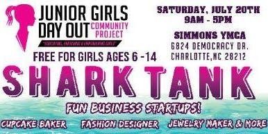 JUNIOR GIRLS SHARK TANK