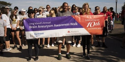 Brain Aneurysm Walk 2019 Volunteers