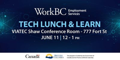 WorkBC Tech Lunch & Learn