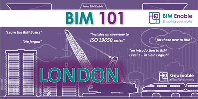 BIM 101 - London [Fully Booked]
