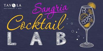 Sangria Cocktail Lab
