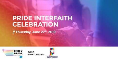 Indy Pride Interfaith Celebration tickets