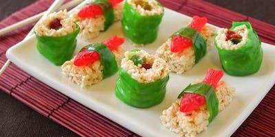 Candy Sushi (Tween Tuesdays)