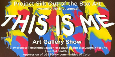 This is Me Art Gallery Show tickets