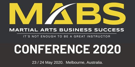 MABS Conference 2020 tickets