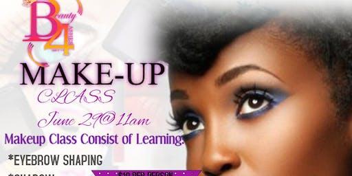 Beauty 4 Ashes Makeup Class
