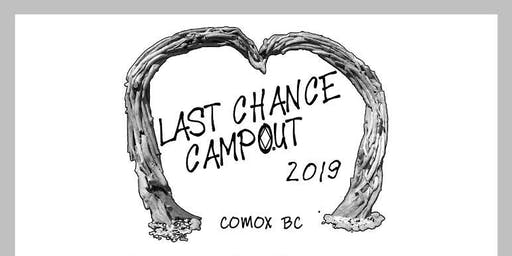 Last Chance Camp Out