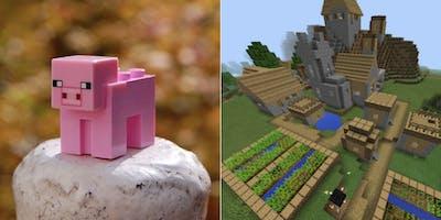 FerienAKTIONSTAG: Stop-Motion & Minecraft (8 bis 11 Jahre)