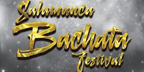 Salamanca Bachata Festival 2019  entradas