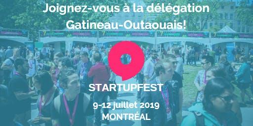 Startupfest 2019: Délégation Outaouais