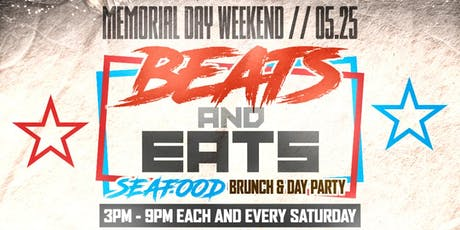 Beats 'N' Eats Brunch & Day Party tickets