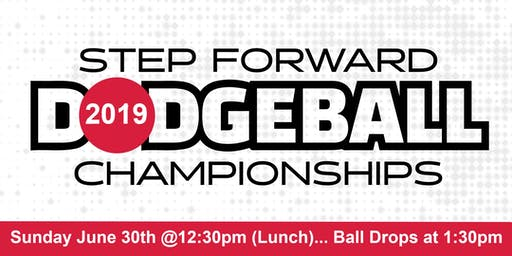 Step Forward Dodgeball 2019