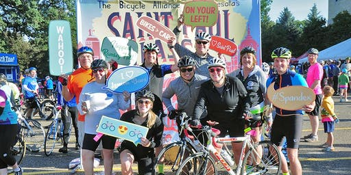 Saint Paul Classic Bike Tour 2019