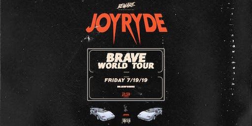JOYRYDE Presents: Brave World Tour - Ravine Atlanta