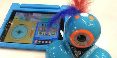 FerienWorkshop: Robotics mit Dash (6-8 Jahre)