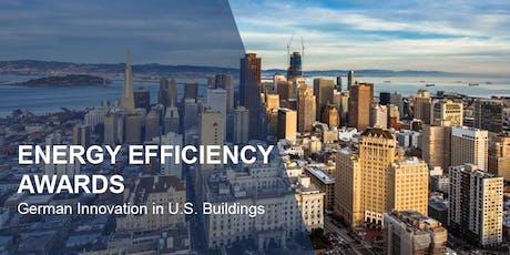Energy Efficiency Awards - German Innovation in U.S. Buildings tickets