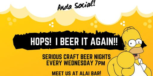 Craft Beer Nights - Serata Birra Artigianale