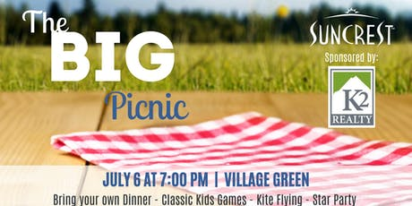 The Big Picnic tickets