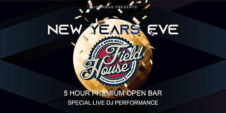 Joonbug.com Presents Field House Ale House New Years Eve Party 2020 tickets