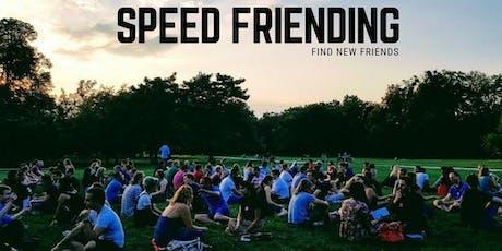 Speed Friending - Make New Friends Quickly Tickets