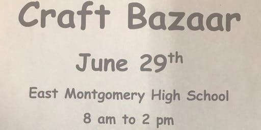 Montgomery County Craft Bazaar
