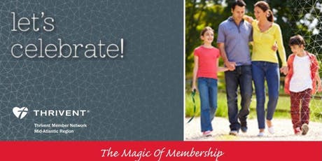 Magic Of Membership : Central PA tickets