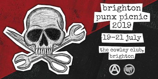 Brighton Punx Picnic 2019