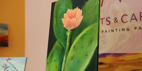 Advanced Acrylic Painting - BYOB tickets