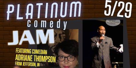 Platinum Comedy Jam tickets