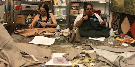 Slave Rebellion Reenactment Hand Sewing Workshop tickets