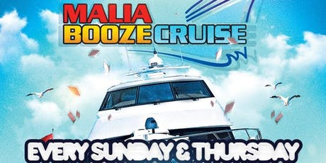 Malia Booze Cruise 2019 - Boat Party Crete tickets