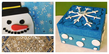 Holiday Gift Making Part II- Chapel Hill Academy Weekly Class (4-11 years) tickets