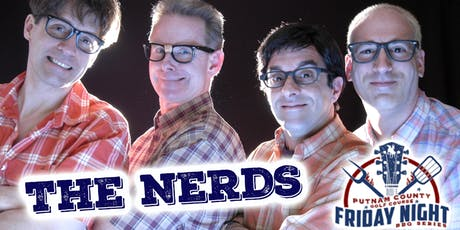 The Nerds at Putnam County Golf Course tickets