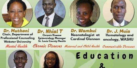 Health Education Forum tickets