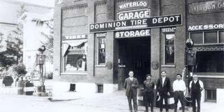Building Waterloo walking tour 4: Waterloo in the 1920s and 1930s tickets