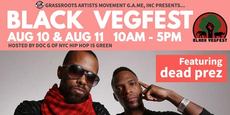 Black VegFest (Brooklyn) tickets
