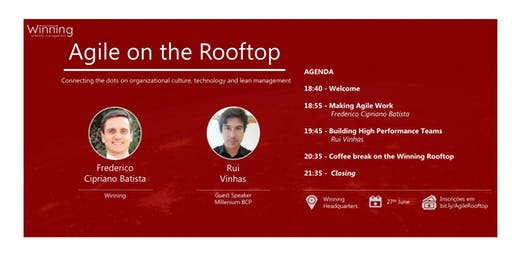 Agile on the Rooftop