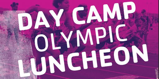 Day Camp Olympic Luncheon 2019
